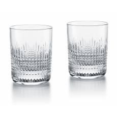 """Набор из 2-х стаканов для виски №3 """"Nancy"""" Baccarat 2811581"""