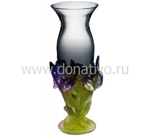 Ваза для цветов с прозрачным верхом Daum 03537