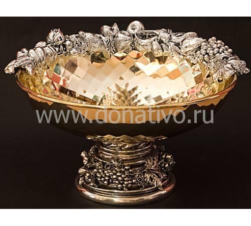 "Ваза для фруктов ""Diamant"" Chinelli 6077306"