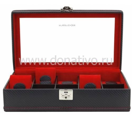 Шкатулка для хранения 10 часов Champ Collection 32048-2