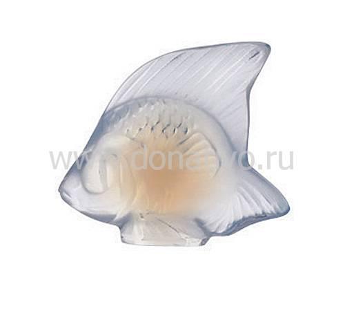 """Статуэтка """"Рыбка"""" опаловая Lalique 3001300"""