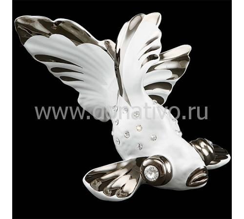 """Статуэтка """"Золотая рыбка"""" Ahura S1846W/BPPLY"""