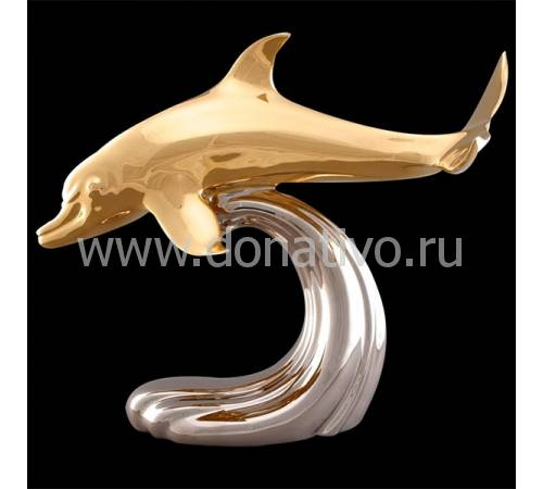 """Статуэтка """"Дельфин"""" Ahura 0190/OP"""