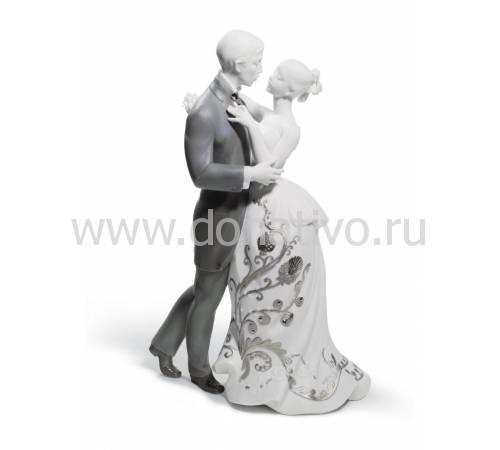"""Статуэтка """"Вальс молодоженов"""" Lladro 01007193"""