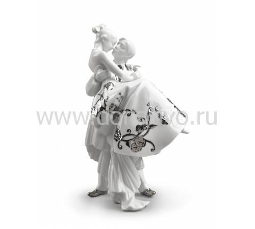 """Статуэтка """"Самый счастливый день"""" Lladro 01007055"""