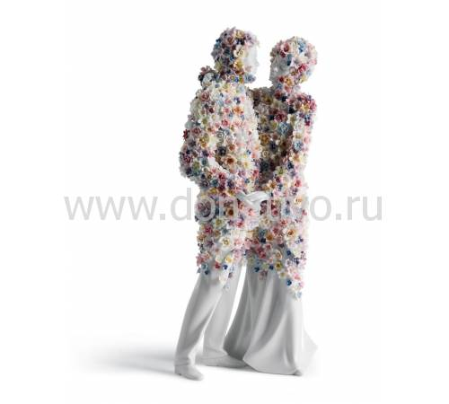 "Статуэтка ""Любовь"" Lladro 01007233"