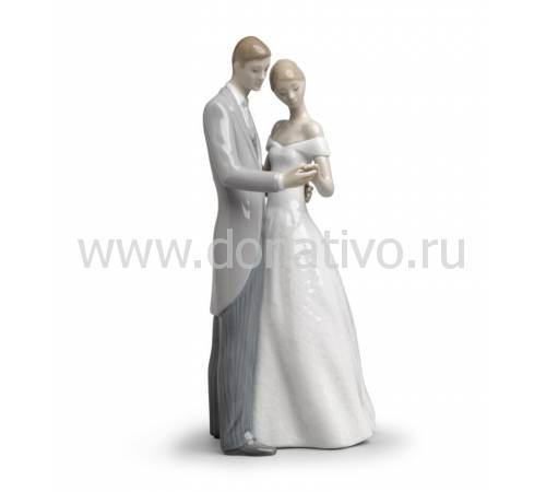 "Статуэтка ""Вместе навсегда"" Lladro 01008107"