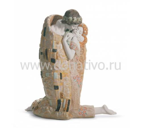 """Статуэтка """"Поцелуй"""" Lladro 01018204"""