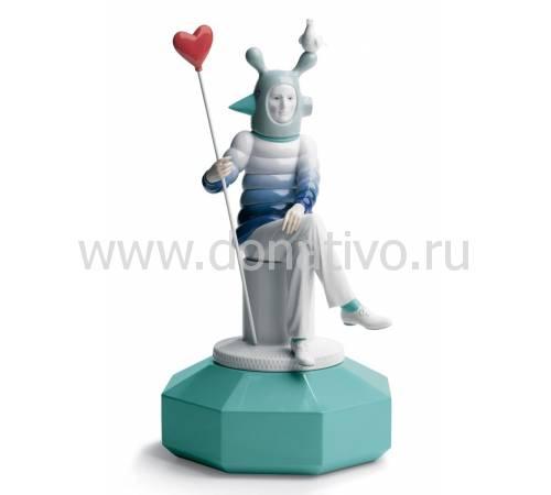 """Статуэтка """"Влюбленный"""" Lladro 01007252"""