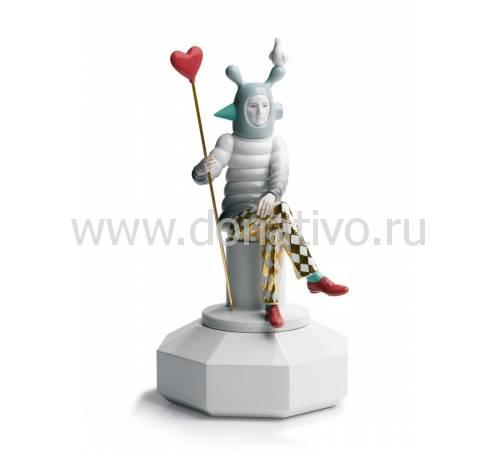 """Статуэтка """"Влюбленный"""" Lladro 01007253"""