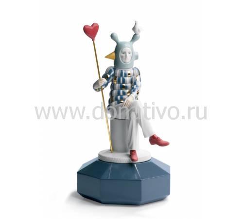 """Статуэтка """"Влюбленный"""" Lladro 01007254"""