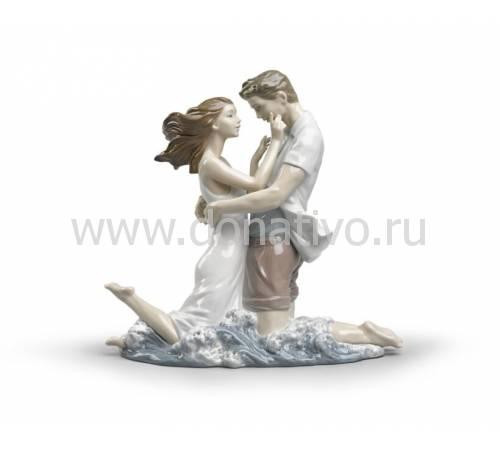 "Статуэтка ""Предвкушение любви"" Lladro 01008473"