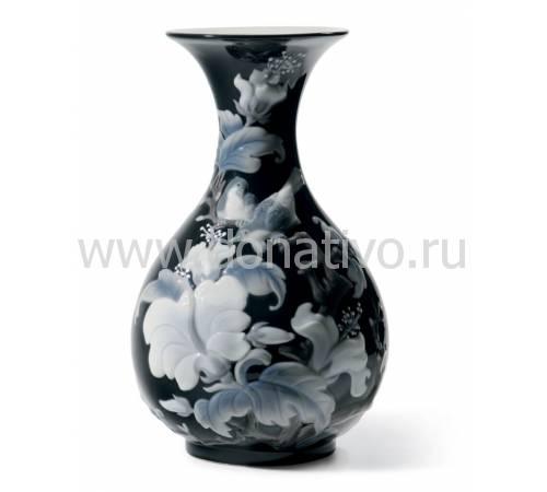 """Ваза для цветов """"Воробьи"""" Lladro 01008726"""