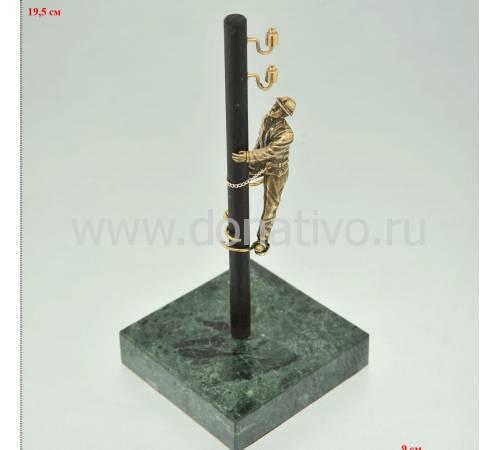 """Скульптура """"Электрик"""" Авторские работы RV0019525CG"""