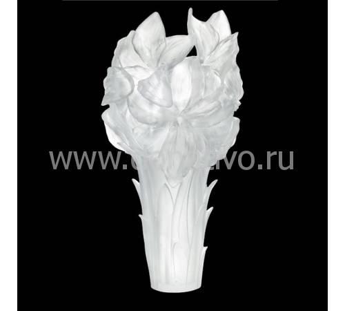 Ваза для цветов белая Daum 03257-5