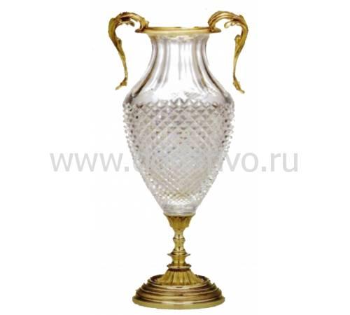 "Ваза для цветов ""Czarina Alexandra Fedorovna"" Faberge 10-PL97-DIA"