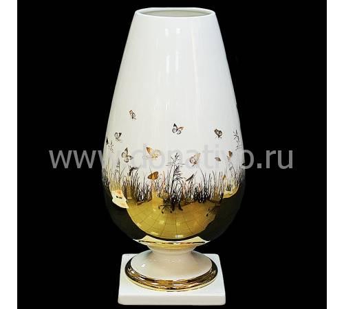 """Ваза для цветов """"Бабочки"""" Ahura 1370/C/FUS3"""