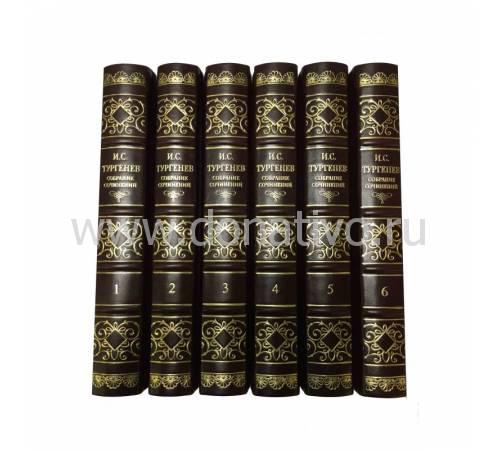 Тургенев И.С. Собрание сочинений в 6 томах EKS291