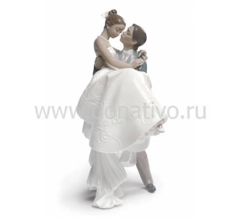 """Статуэтка """"Самый счастливый день"""" Lladro 01009210"""