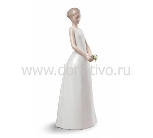 """Статуэтка """"Свадебный день"""" Lladro 01009262"""