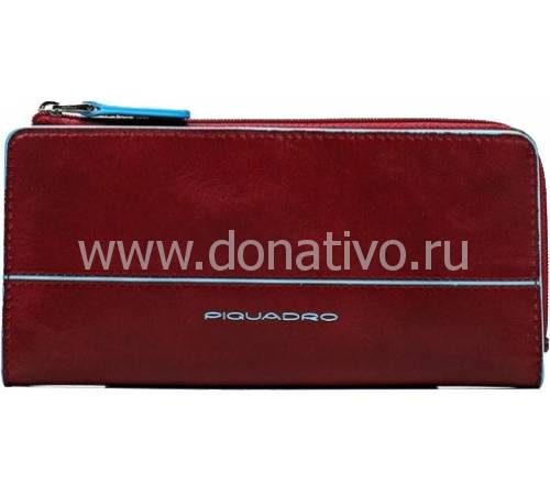 Женское портмоне Blue Square Piquadro AS458B2/R