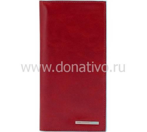 Женское портмоне Blue Square Piquadro AS341B2/R