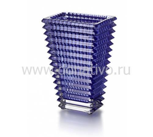 """Ваза для цветов синяя 200 """"EYE"""" Baccarat 2811104"""