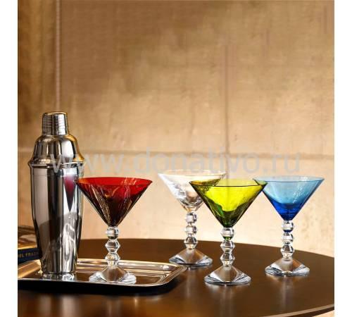 Набор из 4-х фужеров для мартини Vega Baccarat 2810828