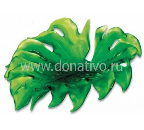 """Ваза для фруктов """"Monstera"""" Daum 05550"""