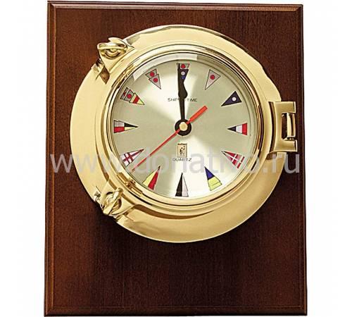 """Часы настенные """"Иллюминатор"""" Sea Power CK042MW"""