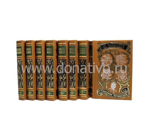 Книга Шолохов М. Собрание сочинений в 8 т BG1317S