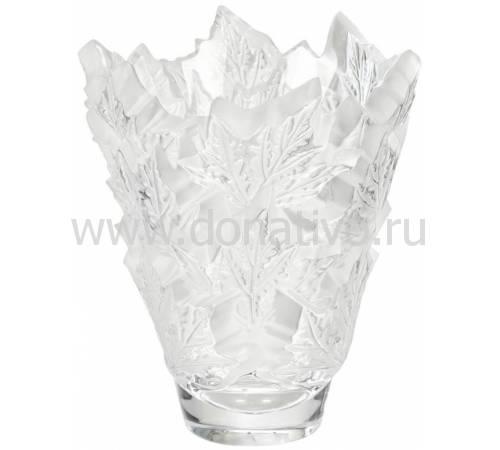 "Ваза для цветов прозрачная ""Champs-Elysees"" Lalique 10598700"