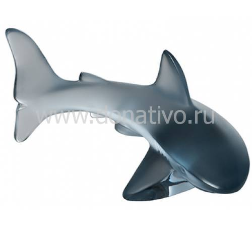 "Статуэтка ""Акула"" малая Lalique 10673100"