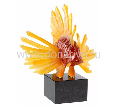 "Статуэтка ""Рыба-лев"" Lalique 10685400"