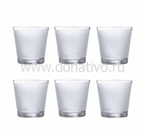 "Набор из 6 стаканов для виски ""TUMBLER WINGEN"" Lalique 10688400"