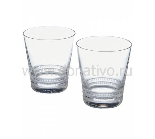 """Набор из 2-х стаканов для виски """"Tumblers №2"""" Lalique 1742200"""